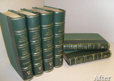 Finebind Book Restoration After