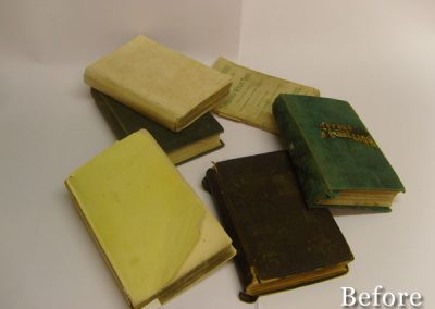 Finebind Book Restoration Before